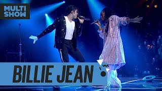 Download Billie Jean | Michael Jackson | Iza + Rodrigo Teaser | Música Boa Ao Vivo | Música Multishow Mp3 and Videos