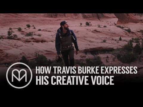 How pro photographer Travis Burke expresses his creative voice