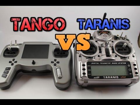 TBS Tango Review -  TANGO VS TARANIS: