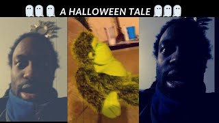Gambar cover A Halloween Tale