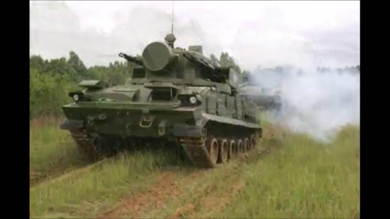 Tunguska 2k22 Anti Air Compilation Youtube
