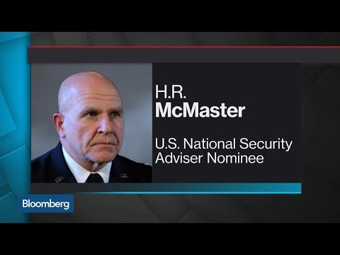 Trump Selects Gen. McMaster as National Security Adviser