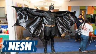 J.J. Watt Makes For A Good Batman