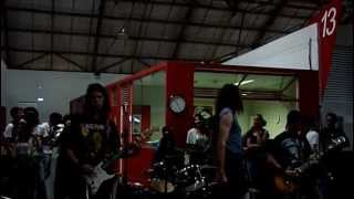 Skid Row - 18 and life (Cover) Insane Mind