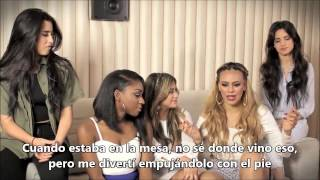 Fifth Harmony reveal the secrets of 'Worth It' [SUBTITULADO]