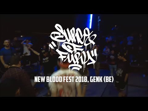 SURGE OF FURY @ New Blood Fest 2018