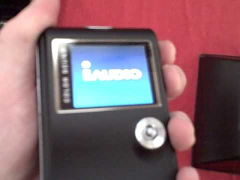 iAudio X5L MP3 Player