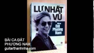 BÀI CA ĐẤT PHƯƠNG NAM - Guitar Solo