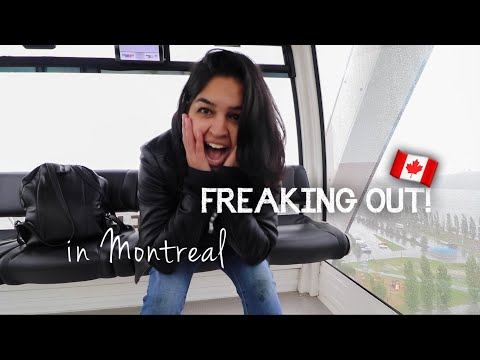 5 hours in MONTREAL | VLOG| Life in Canada | Downtown Tour