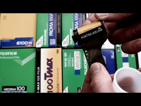 Photo Adventure - Introduction to Film Types & Film Formats [Episode 6]