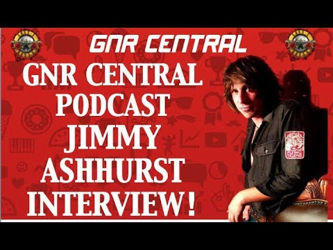Guns N' Roses Central Interview  Jimmy Ashhurst Izzy Stradlin & Ju Ju hounds, Buckcherry