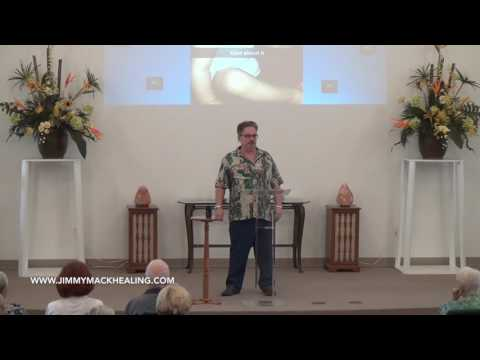 Jimmy Mack Healing LIVE at Unity Spiritual Center/Dowsers Unlimited Fruitland, FL
