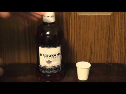 Harwood Canadian Whiskey Blend