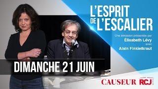 Finkielkraut sur les sujets de philosophie du Bac - 21/06/2015