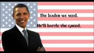 Barack Obama Song, by JFC