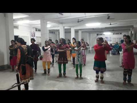 Kathak workshop  ( Rudraksh Performing Arts Centre)