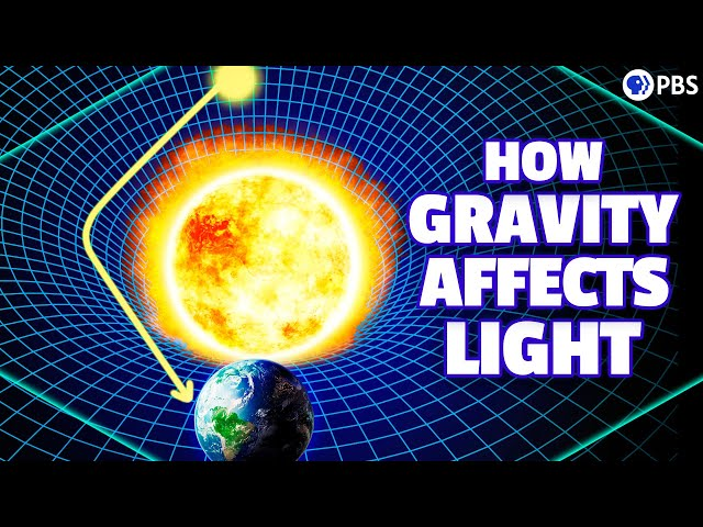 How Does Gravity Affect Light?
