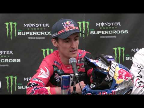 450SX Post Race Press Conference - Indianapolis - Race Day LIVE 2018