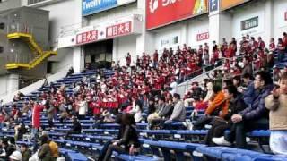 2009年3月21日 対ロッテ 千葉マリン.