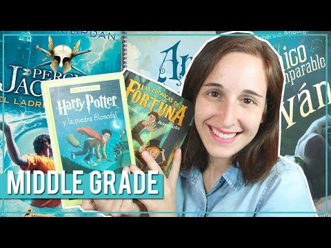 Libros middle grade | 📖Libros recomendados a partir 12 años