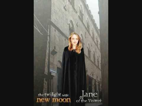 New Moon - Dakota Fanning as Jane Volturi - YouTube