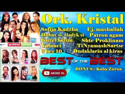 Кристал (оркестър) ORK KRİSTAL Gold Album Part 1