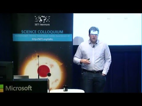 Power laws, predictable evolution, and the limits of life - Chris Kempes (SETI Talks)