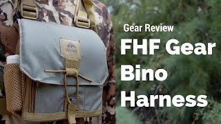 gear review fhf gear bino harness