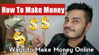 Gambar cover How to Make Money | Ways to Make Money Online | Steven Bansil