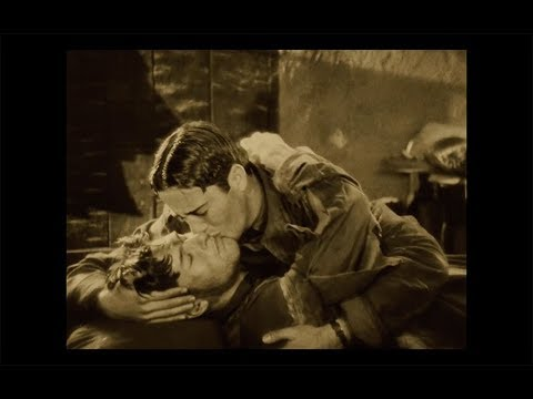 First Gay Kiss In Film History - Wings 1927