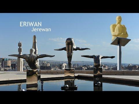 ERIWAN Jerewan + Mithras Tempel / Garni  -  ARMENIEN