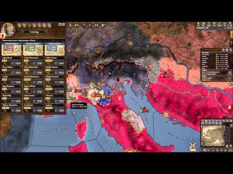 Ancient religions reborn let's play Roman E21: The danube river is the defensive front!