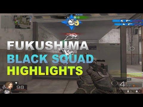 Fukushima Black Squad Week 2 Highlights