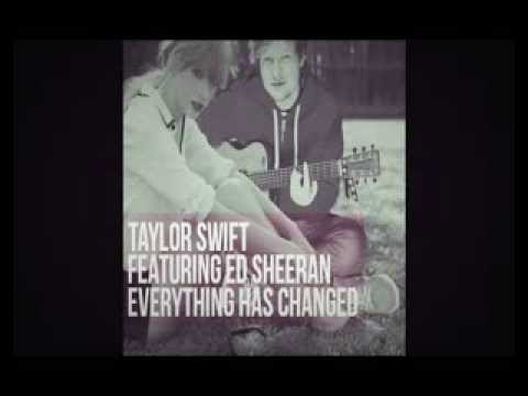 Taylor Swift - Everything Has Changed (Instrumental) - YouTube
