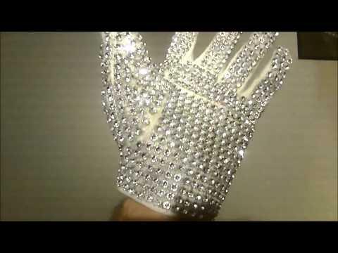 Michael Jackson How To Make A White Glove Like Michael Jackson