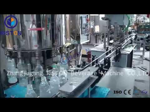12000bottle/H Bottle Water Filling Machine