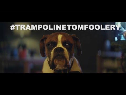 John Lewis Christmas Advert PARODY 2016 - #BusterTheBoxer #TrampolineTomfoolery