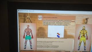 World boxing manager PC