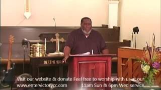 Apostle Carter Videau - Creating a deeper prayer life Part 18