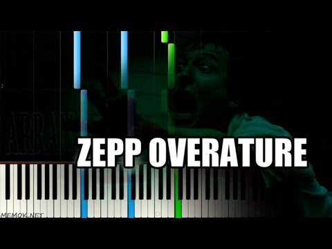 Saw – Zepp Overature HELLO ZEPP – Synthesia Piano Tutorial 100%; 2017