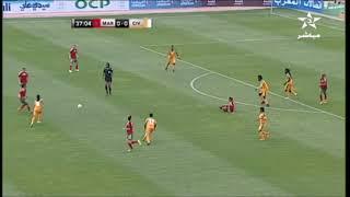 Élodie Nakkach (Maroc) vs Côte d'Ivoire