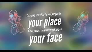 Destiny Briona - 1 Night (Lyric video)