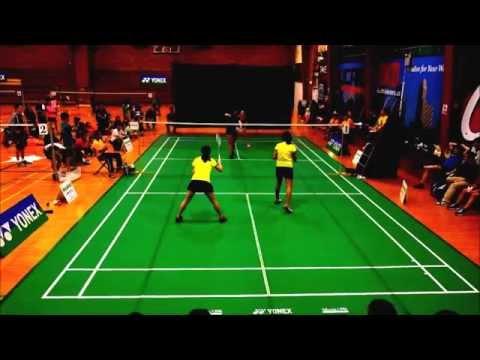 OWD 01 Final Jing Yu Hong & Monika Szoke vs Yue Wu & Ting Yu 11082015