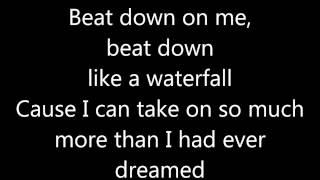 Kelly Clarkson: Invincible Lyrics (album Piece by piece)