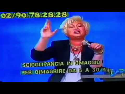 Wanna Marchi E L Episodio Della Famiglia Siciliana Youtube
