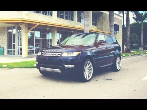 Range Rover Sport | Vossen 22' CVT Directional Wheels | Rims