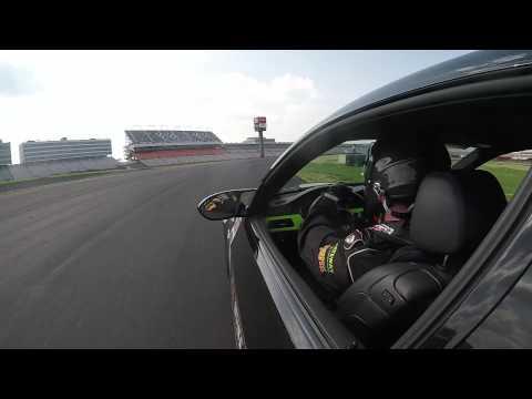 Chandler Premo Charlotte Motor Speedway 2015