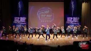 HHI-Russia 2013, Mega Crew - Puzzle Alliance, 3 place