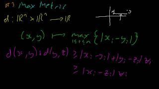 Topology #3 Metric Examples (Part 2) Thumbnail