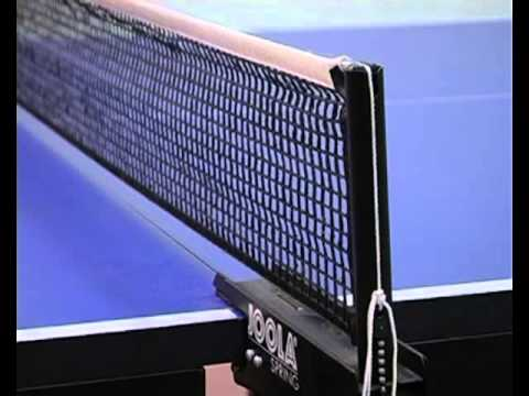 แนำนำกีฬาเทเบิลเทนนิส ตอน 2
